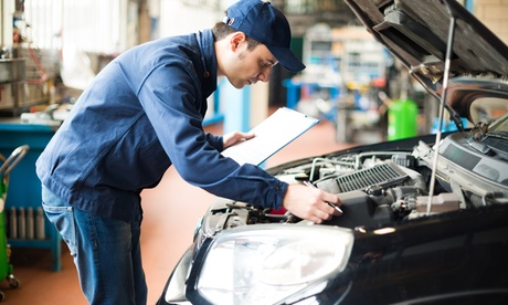 Car Inspection with Over 400 Points and Background Check at Vehicles Expert (42% Off)