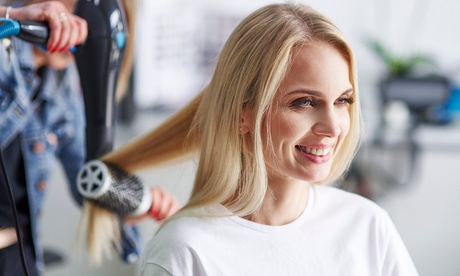 Wash, Cut and Blow-Dry with Conditioning Treatment at Rachael Palmer Hairdressing