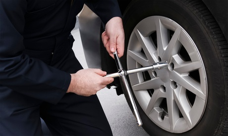 Digital Wheel Alignment or Wheel Balancing Service at Speedy's Wheels & Tyres Derby (Up to 60% Off)