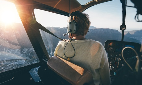 Hover Challenge Experience for One or Two at Heli-Jet Aviation (Up to 38% Off)