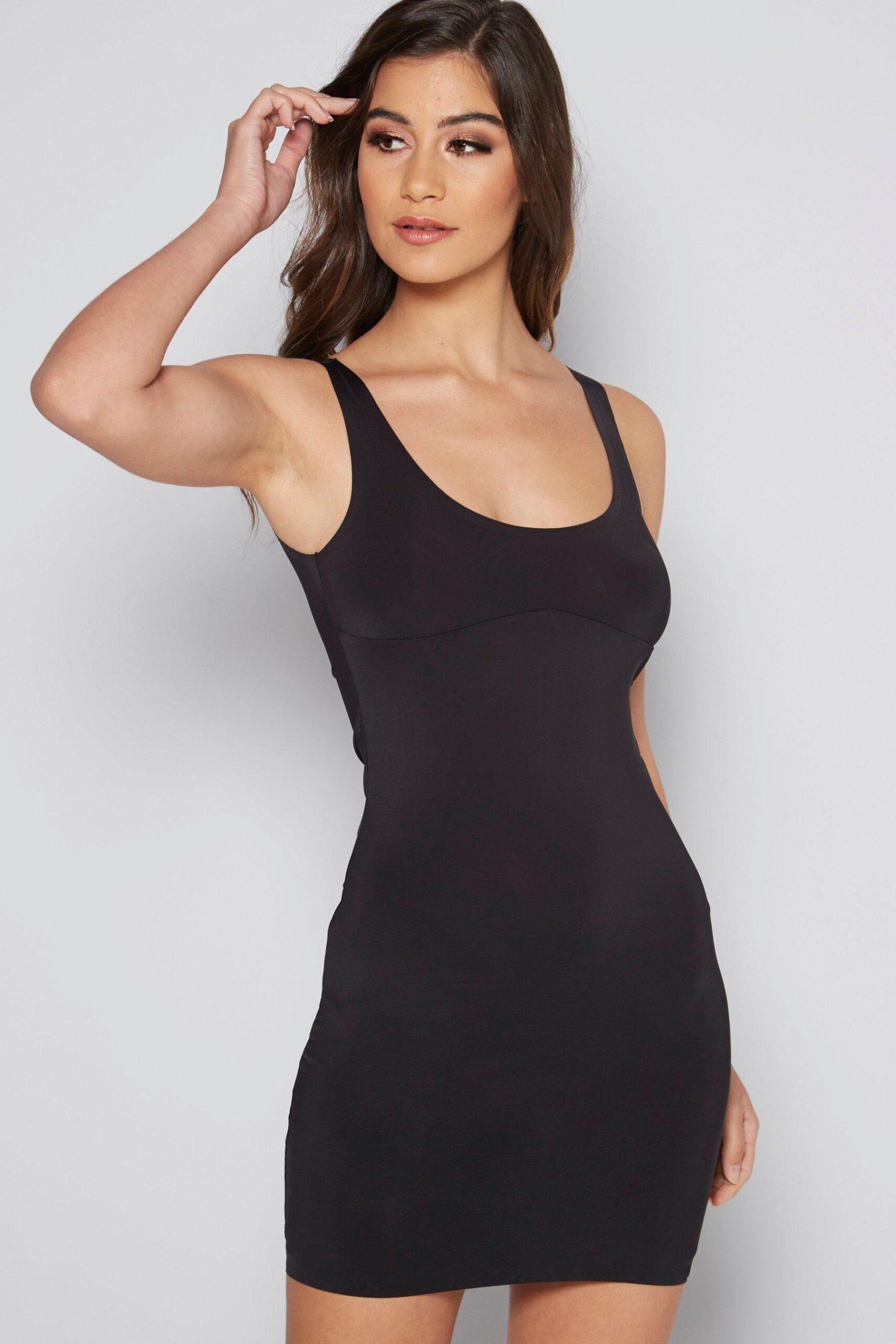 Smooth Line Control Dress