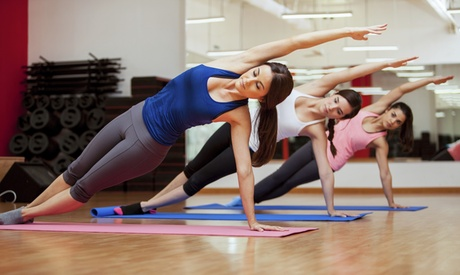 Up to 69% Off Pilates Mat Course at Totally Zumba