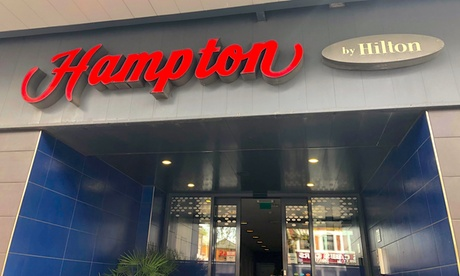 Birmingham: Double or Twin Room for Two with Breakfast and Parking at Hampton by Hilton Birmingham Broad Street