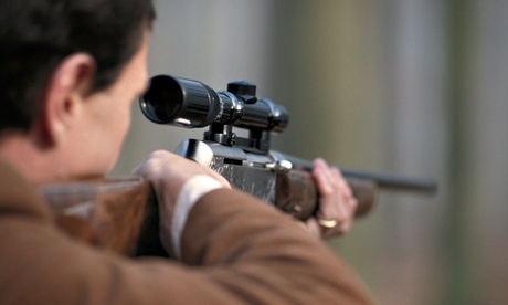 60-Minute Air Rifle and Slingshot Shooting for One or Two at Into the Forest (Up to 51% Off)