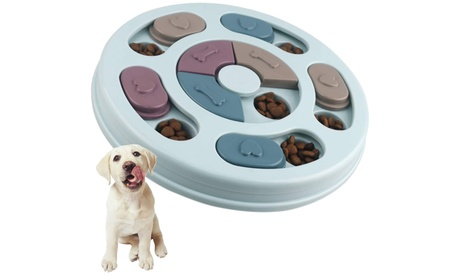 One or Two Smart Choice Treat Puzzle Toys for Dogs