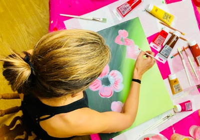 Up to 33% Off on Painting Lesson at Deana Kim Page – Art Lessons & Workshops